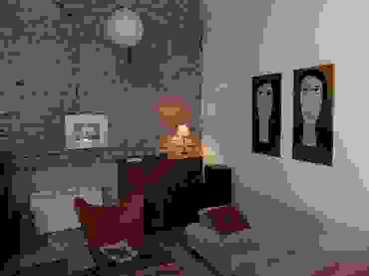 Refacción PH Urbano Chacarita Livings modernos: Ideas, imágenes y decoración de DX ARQ - DisegnoX Arquitectos Moderno
