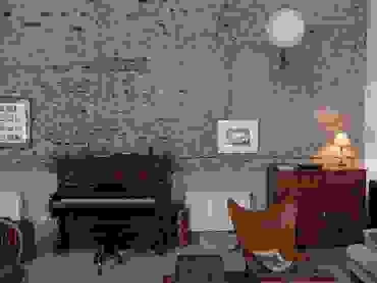 Refacción PH Urbano Chacarita: Livings de estilo  por DX ARQ - DisegnoX Arquitectos,Moderno