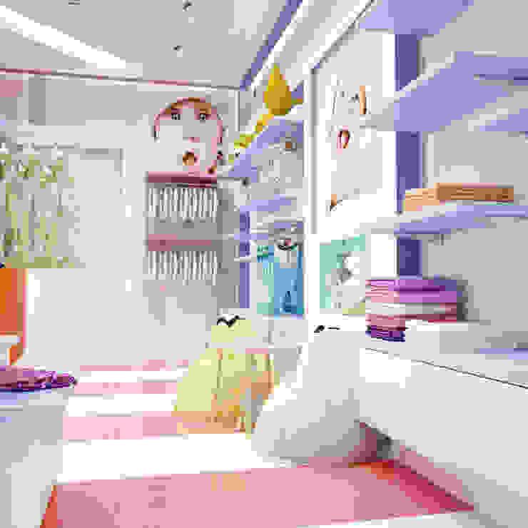 Бутик детской одежды Торговые центры в стиле минимализм от Студия архитектуры и дизайна ДИАЛ Минимализм