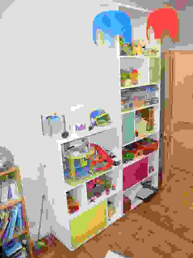 Bespoke Storage Wall Unit for Child's Bedroom Style Within Klassische Schlafzimmer