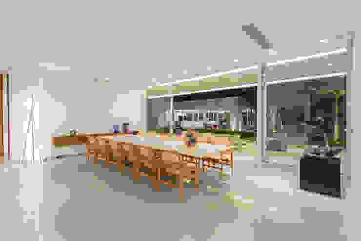 Sala de Jantar por Carlos Bratke Arquiteto