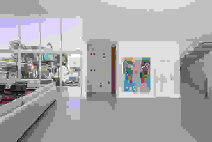 Hall de Entrada por Carlos Bratke Arquiteto