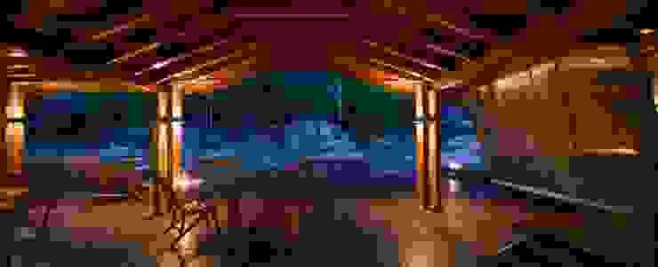 Cristalino Lodge Hotéis modernos por KATIA KUWABARA | FOTOGRAFIA DE ARQUITETURA Moderno