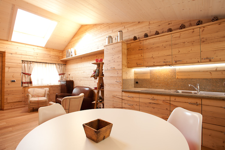 Progetti info8778 Modern dining room