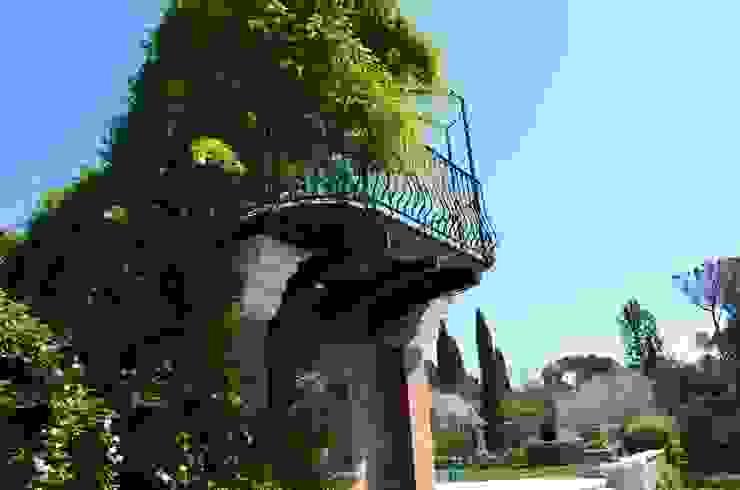 Studio Zaroli Classic style garden