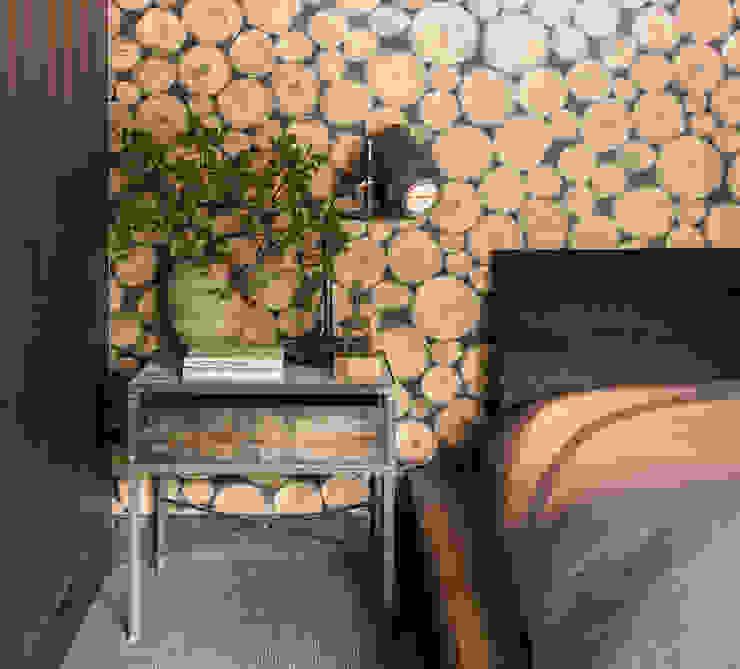 Truckee Residence 에클레틱 침실 by Antonio Martins Interior Design Inc 에클레틱 (Eclectic)