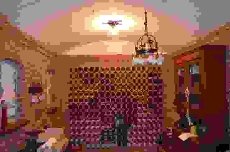 Studio Zaroli Wine cellar