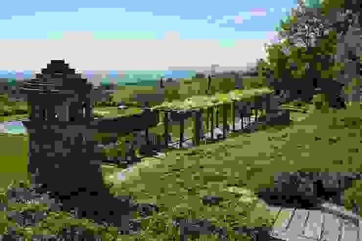 Studio Zaroli Country style garden