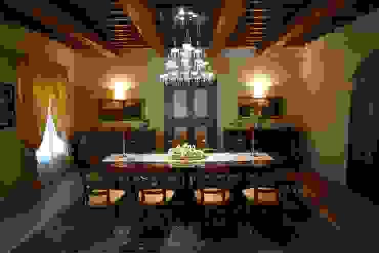 Studio Zaroli Country style dining room