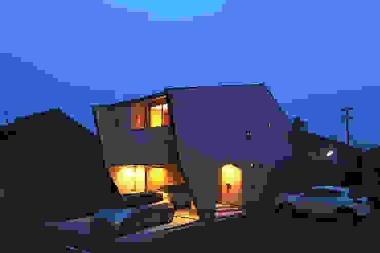 บ้านขนาดเล็ก by nano Architects