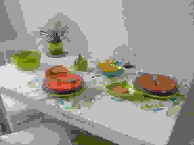G7 Grupo Creativo Scandinavian style dining room