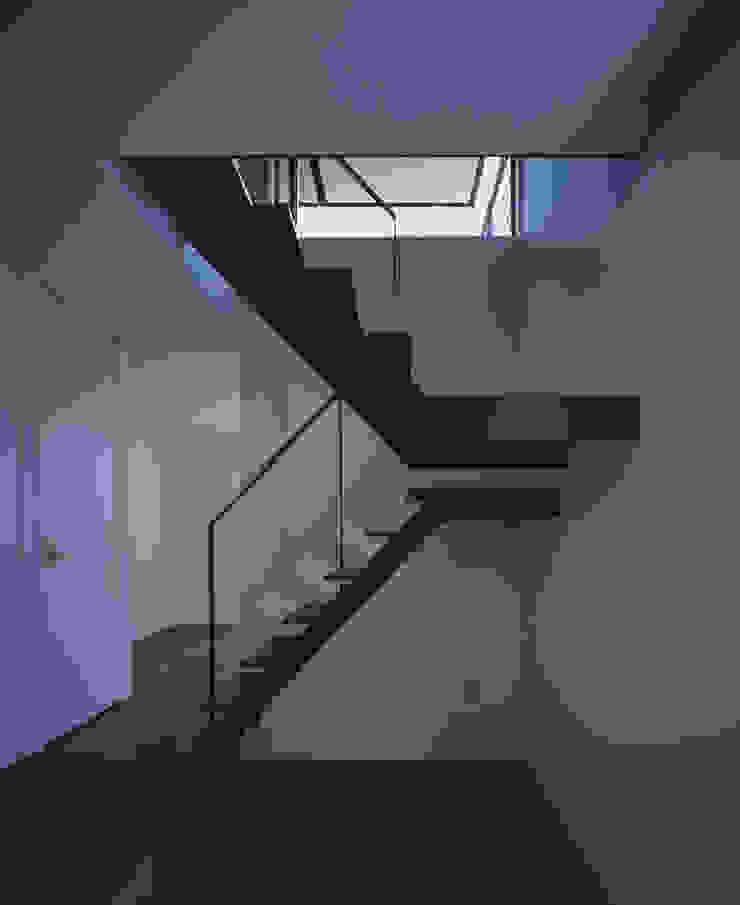 枚方の家 モダンスタイルの 玄関&廊下&階段 の 株式会社CAPD モダン
