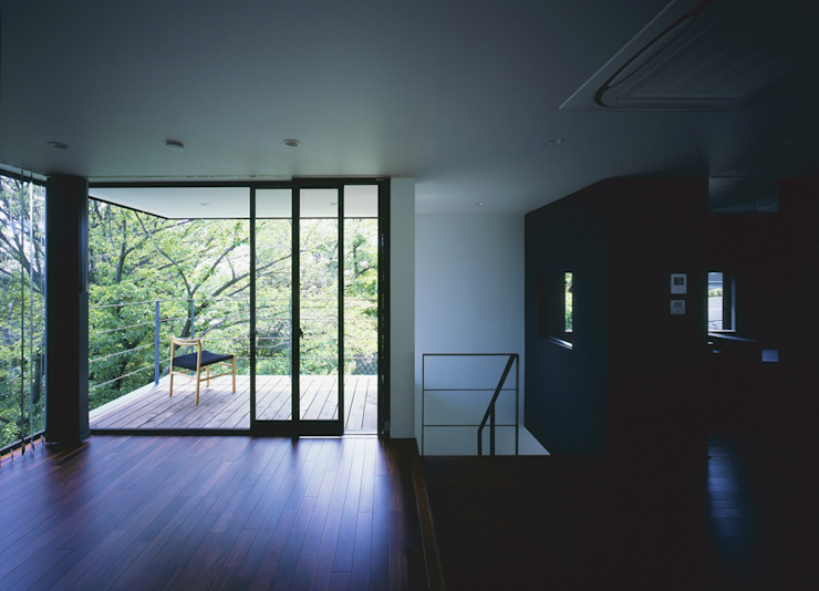 Livings de estilo moderno de 株式会社CAPD Moderno