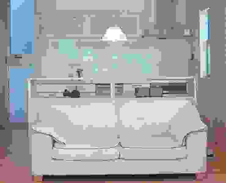 自然素材の家 モダンな キッチン の 福島工務店株式会社 モダン