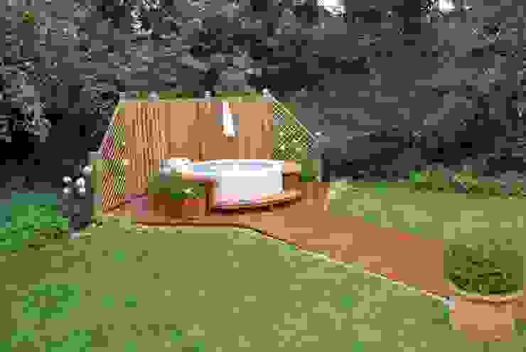 Pools & Spas Modern Spa by Softub Modern