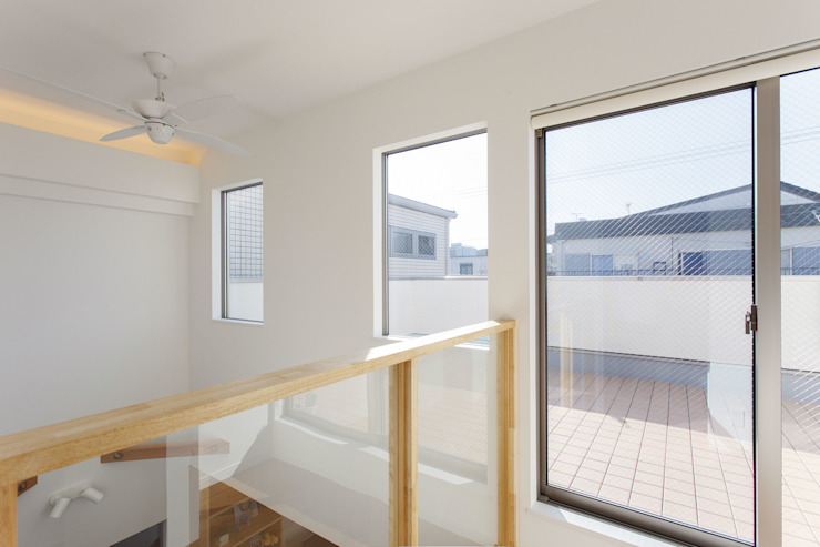 Houses by 福島工務店株式会社,