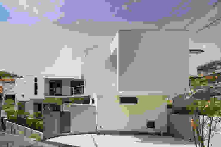 獅子ヶ口町の家: Kenji Yanagawa Architect and Associatesが手掛けた家です。