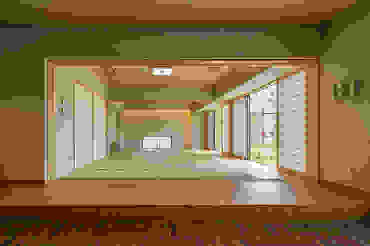 Family Hall Fukaya モダンな商業空間 の 松原デザイン一級建築士事務所 モダン