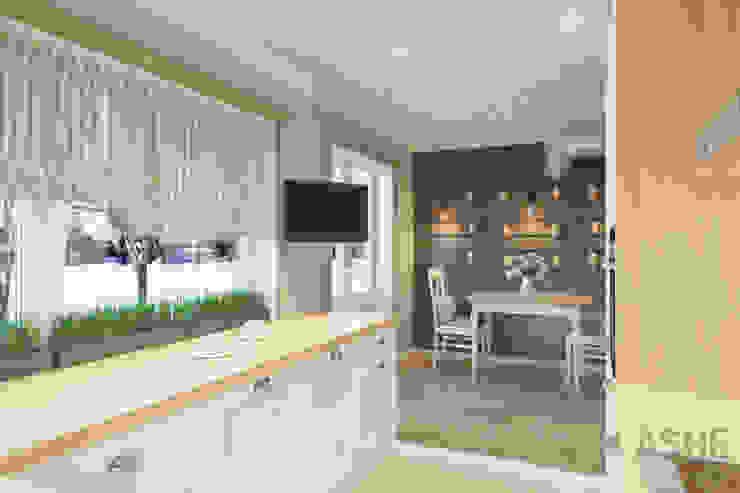 Загородный дом с стиле шале Кухни в эклектичном стиле от Студия авторского дизайна ASHE Home Эклектичный