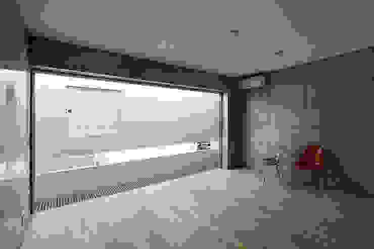 house-T オリジナルデザインの 子供部屋 の 株式会社CAPD オリジナル コンクリート