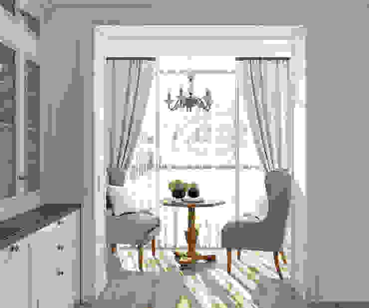"""Кухня - столовая """"Shandan"""" Кухня в классическом стиле от Студия дизайна Дарьи Одарюк Классический"""