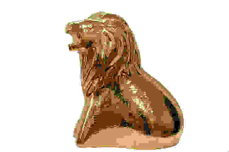 зодиак Лев от AWEGOLD Минимализм Керамика