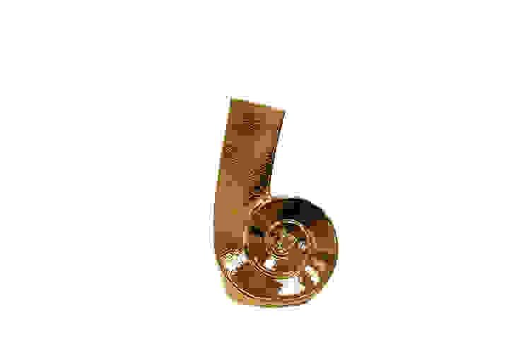 Ваза Спираль от AWEGOLD Минимализм Керамика