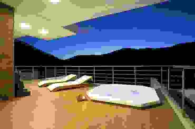 LimaRamos & Arquitetos Associados Modern Terrace