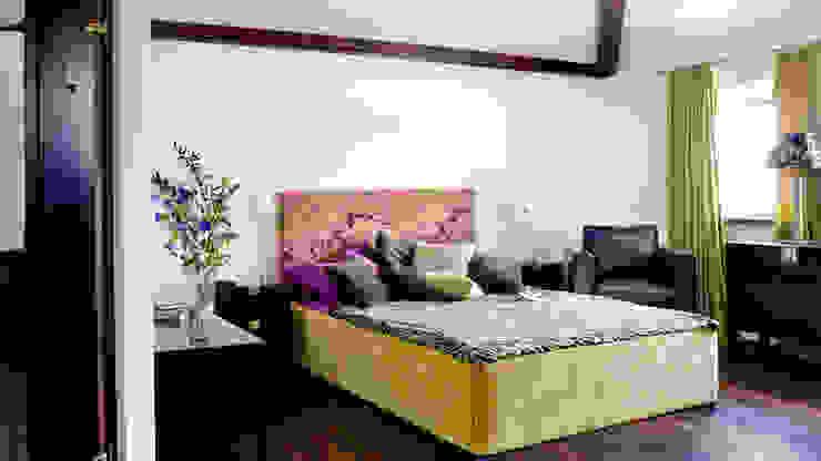 Einfamilienhaus in Perchtoldsdorf bei Wien Mediterrane Schlafzimmer von WUNSCHHAUS Mediterran