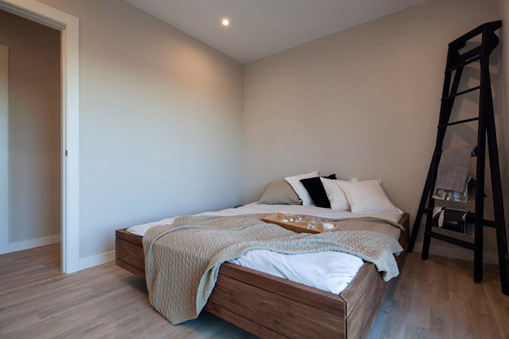 Bedroom by Casas inHAUS,