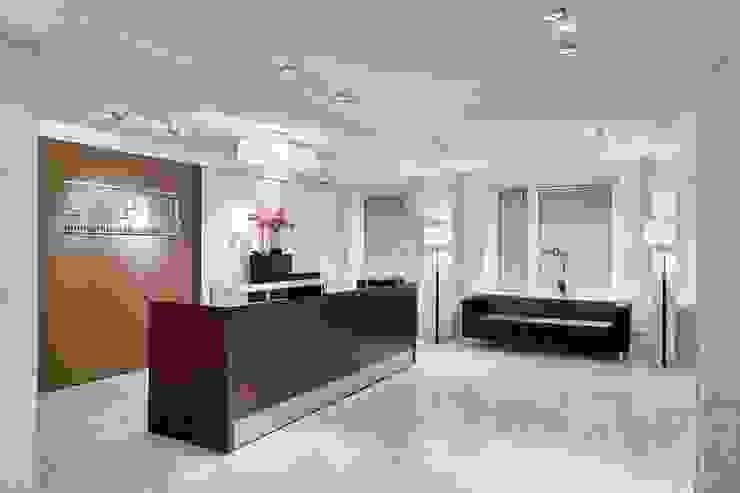 ANIMA Oficinas y tiendas de estilo moderno