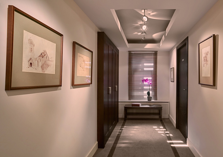 """Офис """" АЛРУД"""" Офисные помещения в стиле модерн от ANIMA Модерн"""