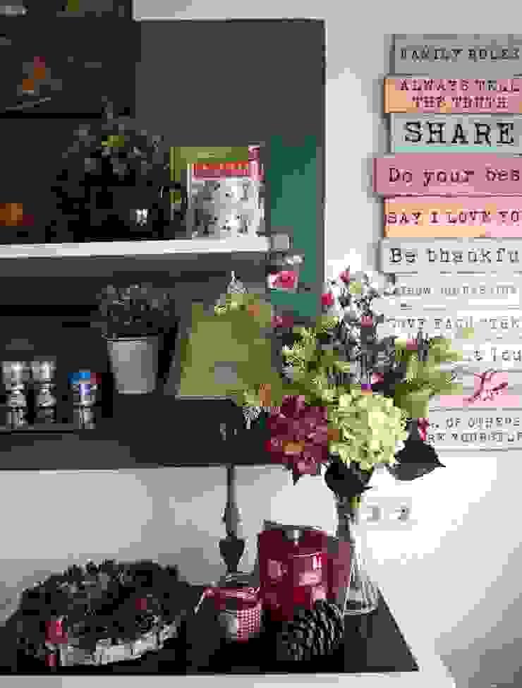 Stil Ikonen & Ladies Lounge Corridor, hallway & stairsAccessories & decoration Natural Fibre Multicolored