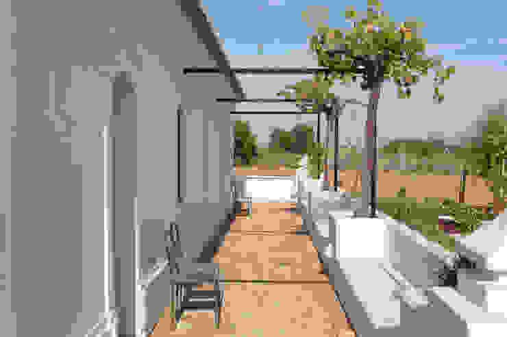 Śródziemnomorskie domy od atelier Rua - Arquitectos Śródziemnomorski
