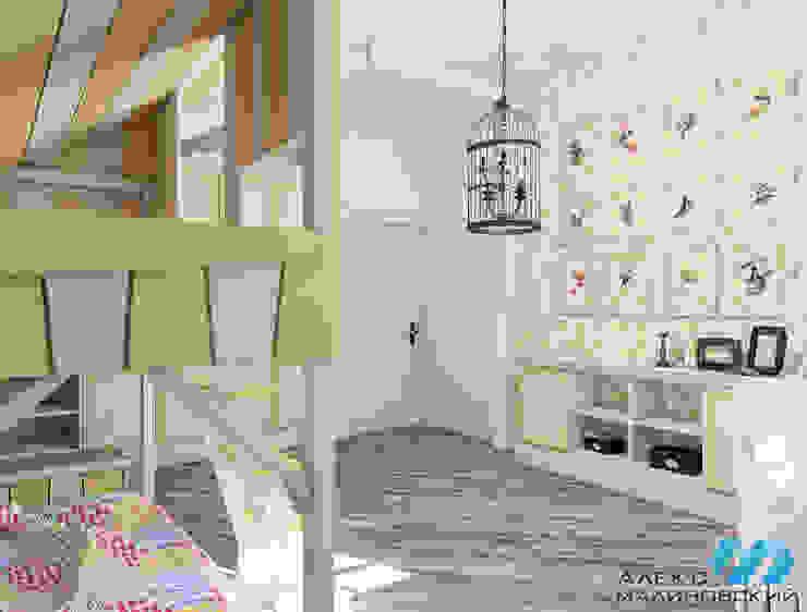 Industriale Kinderzimmer von Александр Малиновский Industrial