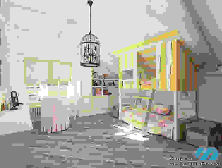 Nursery/kid's room by  Александр Малиновский, Industrial