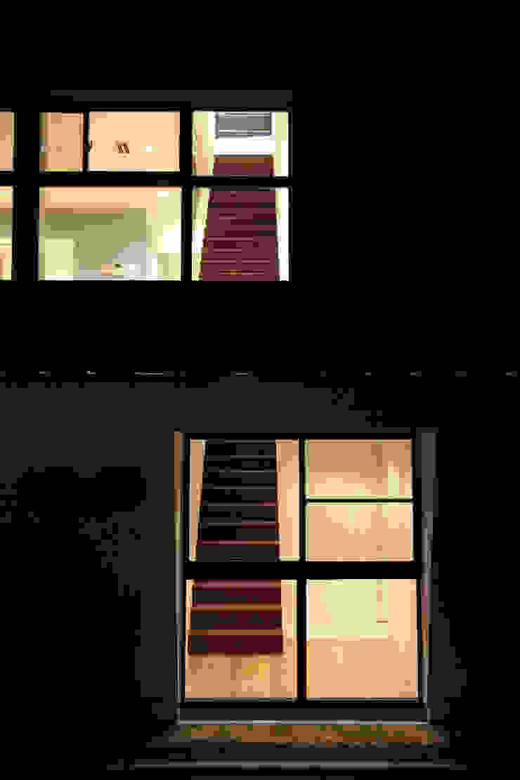 3Dan Box オリジナルスタイルの 玄関&廊下&階段 の 株式会社CAPD オリジナル
