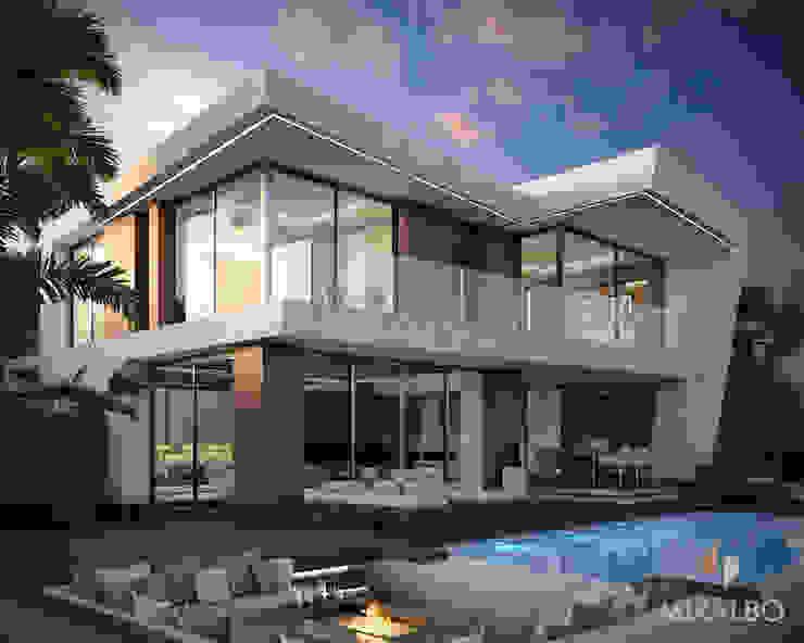 Villa Hemera Miralbo Excellence Maisons modernes