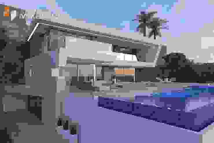 Villa Ciclopes Miralbo Excellence Casas modernas
