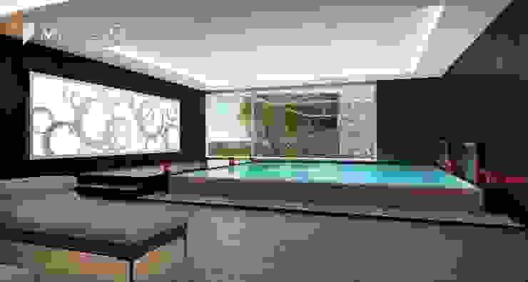 Villa Ciclopes Miralbo Excellence Spa modernos