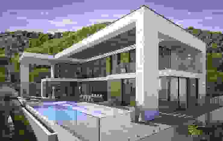 Villa Electra Miralbo Excellence Maisons modernes