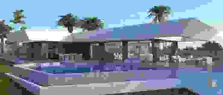 Villa Mirias Miralbo Excellence Casas modernas