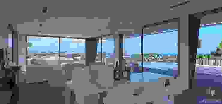 Villa Mirias Miralbo Excellence Salas modernas