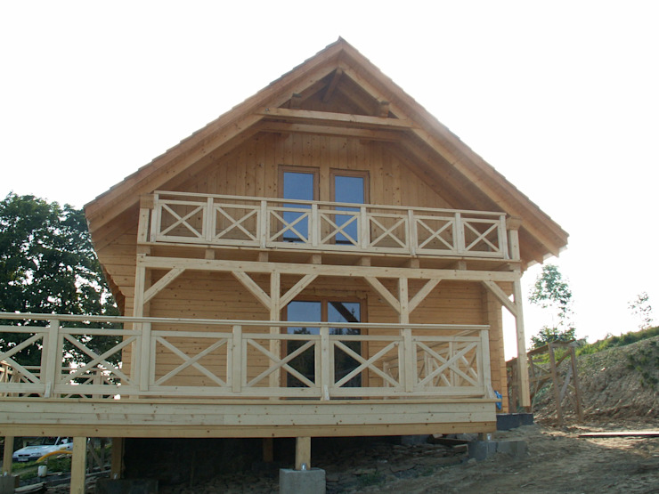 Log Houses CBI Home Ltd