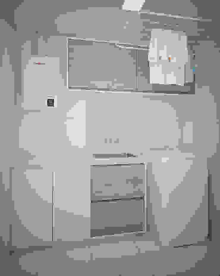 Apartamento #101 Cozinhas modernas por studio vtx Moderno