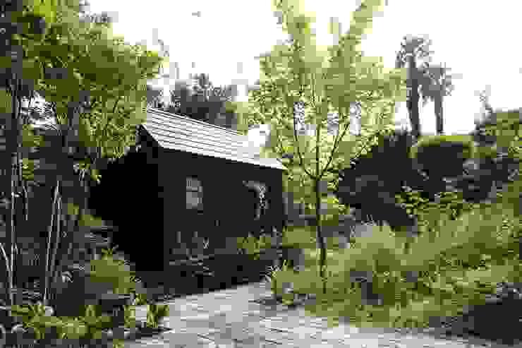 大田区の庭 オリジナルデザインの テラス の BROCANTE オリジナル