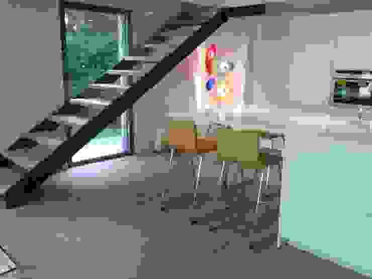 Marc Pérez Interiorismo Moderner Flur, Diele & Treppenhaus