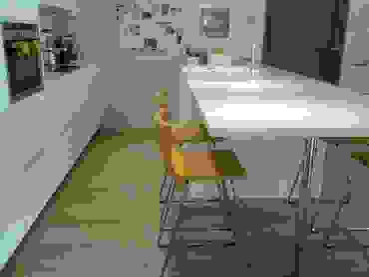 Marc Pérez Interiorismo KücheArbeitsplatten