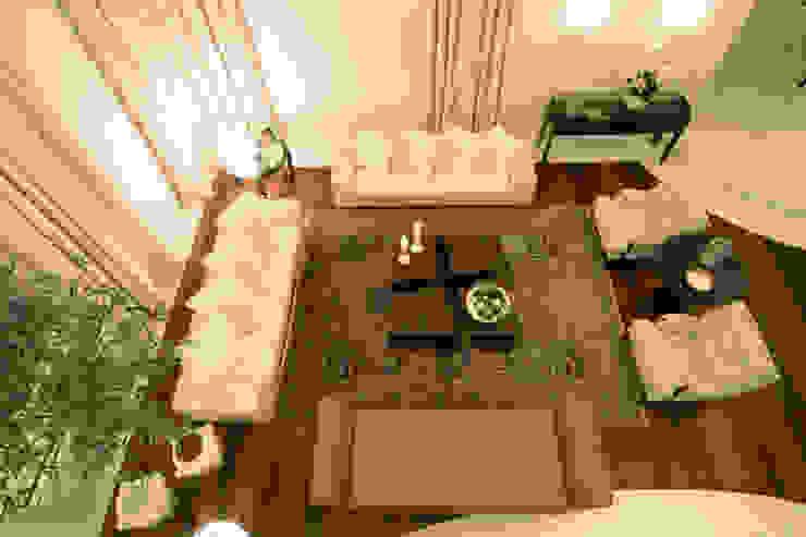 Sala de Estar Salas de estar clássicas por Yara Mendes Arquitetura e Decoração Clássico