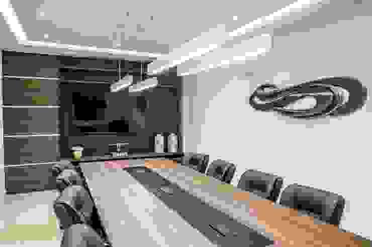 Sala de Reuniões 2 por Enjoy Casa & Escritório Moderno